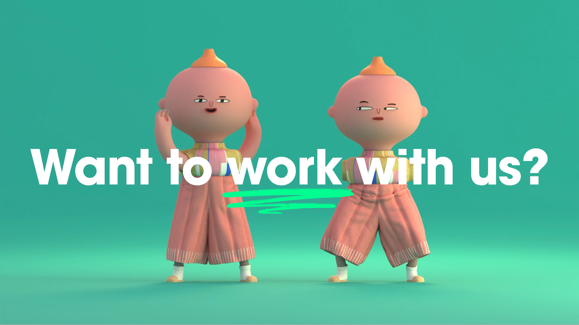 Want to work with us - Media Pack